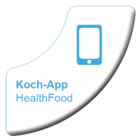 Koch-App HealthFood